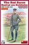 Красный Барон. Манфред фон Рихтгофен. Летчик-ас Первой Мировой Войны MiniArt 16032 основная фотография