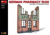 Руины немецкой аптеки