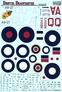 Декаль для самолета Bristol Beaufighter Print Scale 48062 основная фотография
