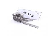 Сборные металические траки для танков BT-7,5,2 (собранные в ленту)