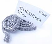 Металлические траки для МТ-ЛБ (МТ-ЛБУ, Гвоздика) собранные в ленту
