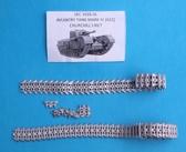 Металлические траки для танка Churchill (собранные в ленту)