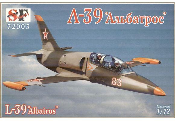 Учебно-тренировочный самолет Aero L-39
