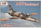 Учебно-тренировочный самолет Aero L-39 Albatros