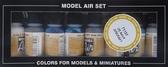 Набор красок Model Air американские самолеты, 8 шт