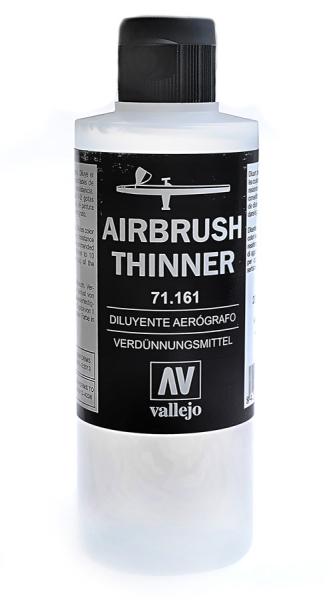 Растворитель для акриловых красок Model air - 200 мл Vallejo 71161