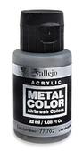 Краска акриловая Metal Color дюралюминий, 32 мл
