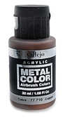 Краска акриловая Metal Color медь, 32 мл