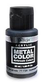 Краска акриловая Metal Color оружейный металл, 32 мл