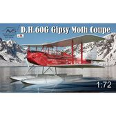 Гидросамолет DH-60G Gipsy Moth Coupe