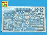 Немецкий инструмент держатель - поздний используется с 1943 (новая версия)