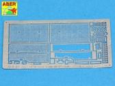 Фототравление: Решетки МТО для Т-55, Enigma (Tamiya)