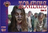 Зомби, набор 1