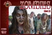 Зомби, набор 2