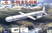 Стратегическая крылатая ракета Х-55