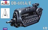 Авиационный двигатель DB-601A/E