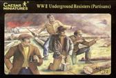 WWII Бойцы сопротивления