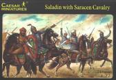 Салахадин и сарацинская кавалерия