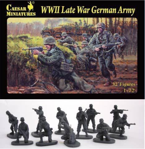 Немецкая армия, позднего периода ВОВ Caesar 074
