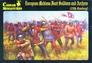 Средневековые европейские пехотинцы и лучники 15-го века Caesar 088 основная фотография