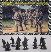 Немецкая пехота в маскхалатах