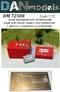 Аэродромный технический ящик, ящик с песком, ящик для иструмента DAN models 72508 основная фотография