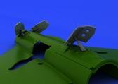 Смоляной набор 1/48 МиГ-21 ПФ/ПФМ/Р, воздушные тормоза (Eduard)