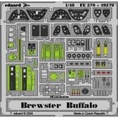 Фототравление 1/48 Brewster Buffalo (Tamiya)