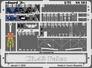 Фототравление 1/72 Фиат CR-42 Фалько (цветная, рекомендовано для Italeri) Eduard 281 основная фотография