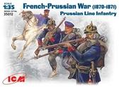 Прусская линейная пехота (1870-1871)