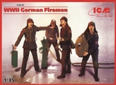 Немецкие пожарные Второй Мировой Войны