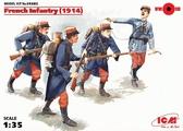 Французская пехота (1914г.)