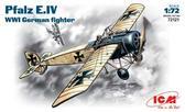 Немецкий истребитель Pfalz E-IV