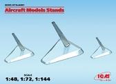 Подставки для моделей самолетов в масштабах 1:48, 1:72, 1:144
