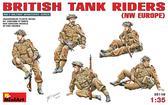 Британский танковый десант, северо-западная европа