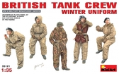 Британский танковый экипаж (зимняя униформа)