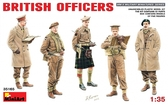 Британские офицеры