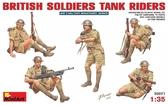 Едущий Британский десант