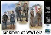 Танкисты, первая мировая война