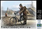 Французский солдат, Вторая мировая война