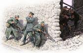Кто там?: немецкие горные стрелки и советские морские пехотинцы, весна 1943 г.