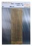 Фототравление: Трехполосные леера Metallic Details 70002 основная фотография