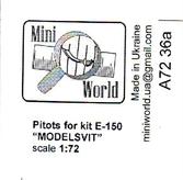 Трубка Пито для модели самолета E-150 (Model Svit)