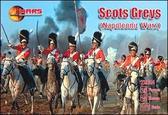 Шотландские Серые, Наполеоновские войны