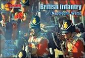 Британская пехота, Наполеоновские войны