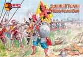 Испанские солдаты,Тридцатилетняя война