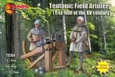 Тевтонская полевая артиллерия (первая половина XV века)