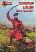 Валашская пехота, Тридцатилетняя война