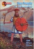Моряки 13-12 век до н.э