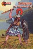 Ахейские воины, 13-12 век до н.э.